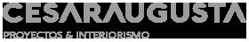 Cesaraugusta Interiorismo Logo