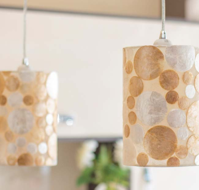 decoracion interiorismo lampara